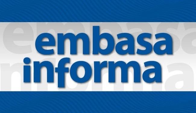 embasa informa aviso